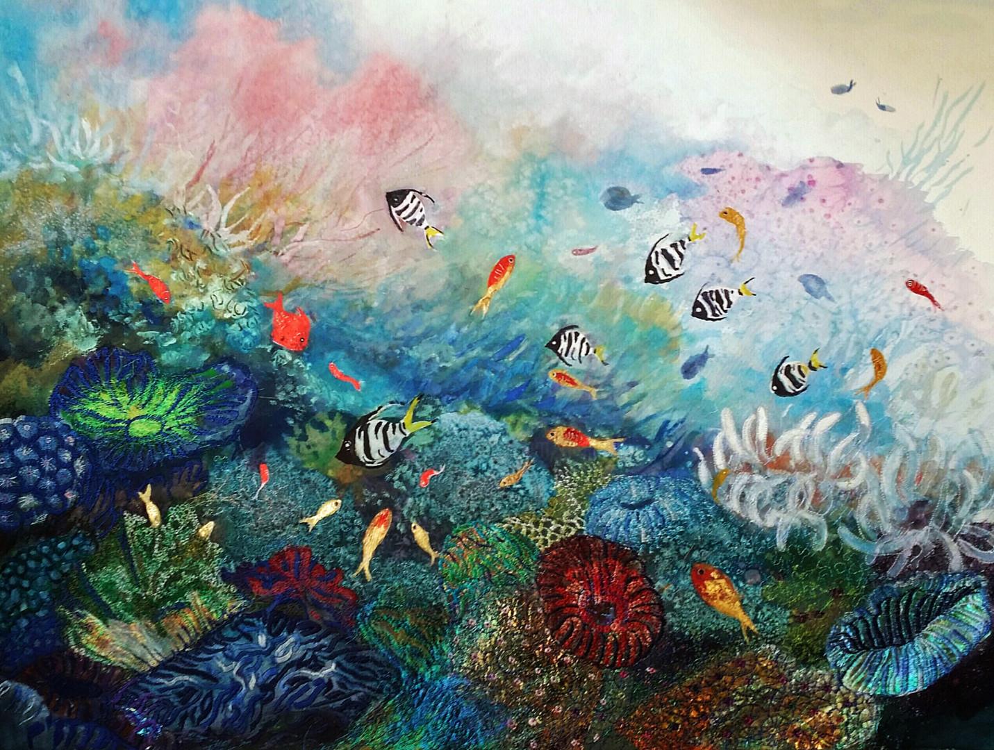 Ann Dunbar - Oceanarium