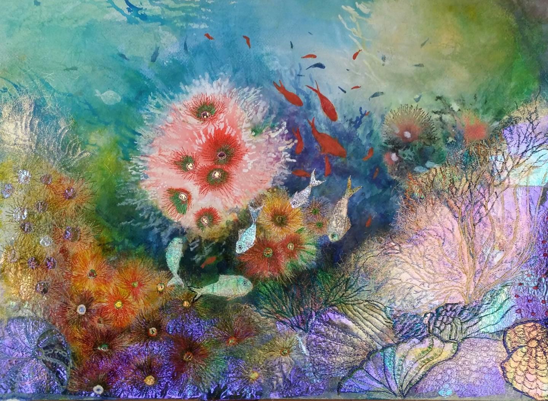 Ann Dunbar - Flourish and Blossom