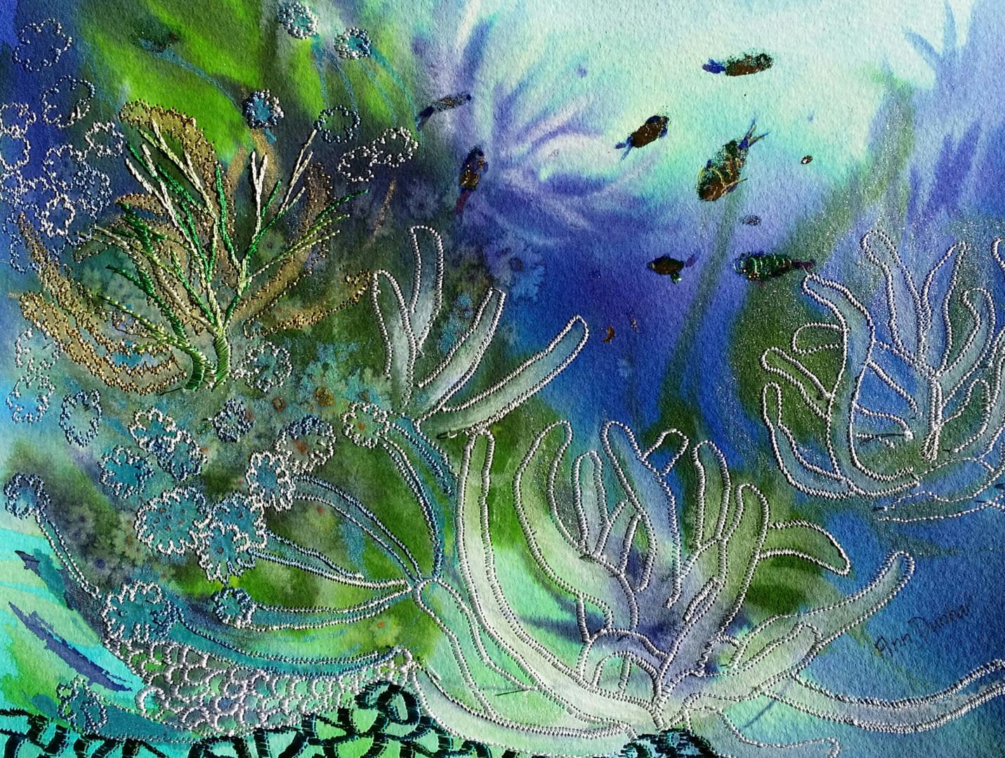 Ann Dunbar - ocean-deep-