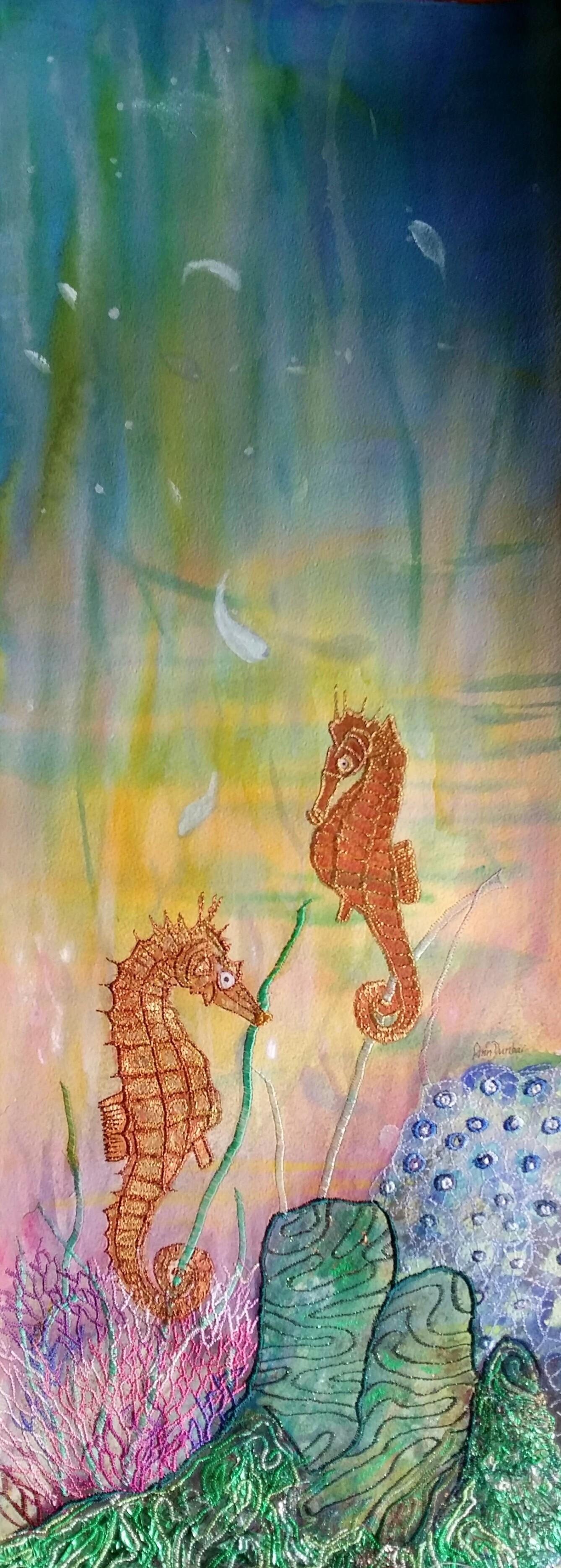 Ann Dunbar - Seahorses