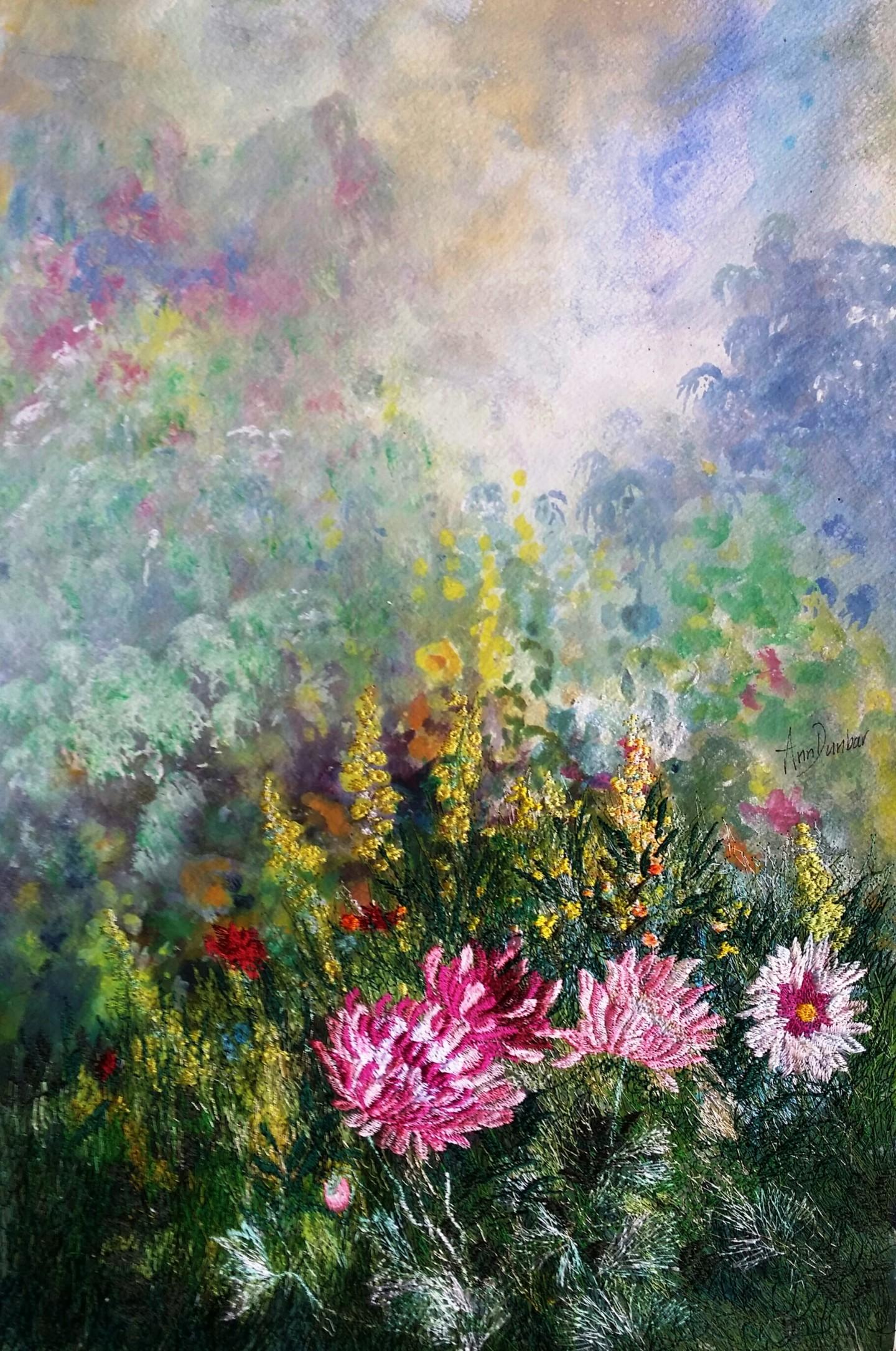 Ann Dunbar - Dream garden 1