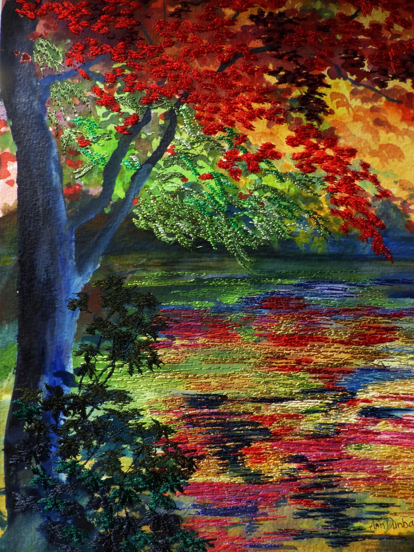 Ann Dunbar - Vivid Autumn