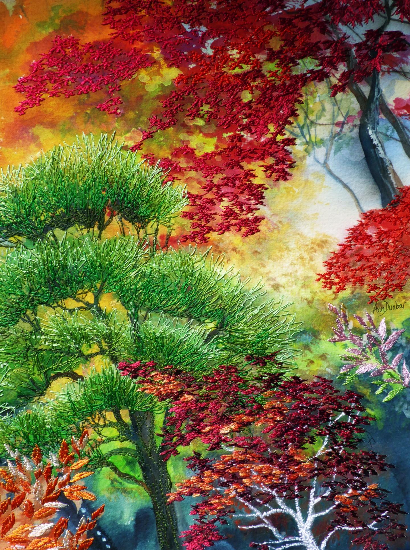 Ann Dunbar - Peak of Autumn
