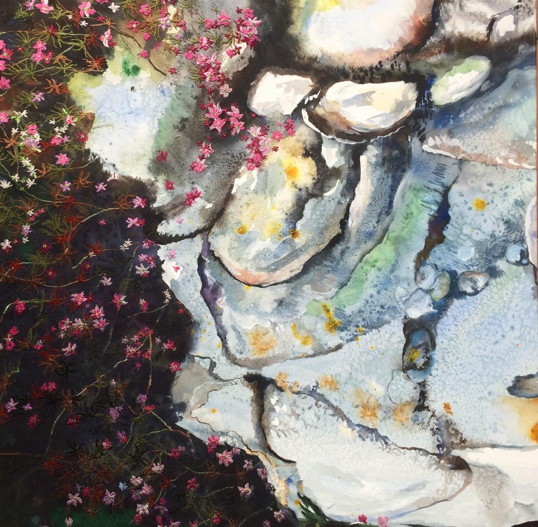 Ann Dunbar - Beach Boundaries