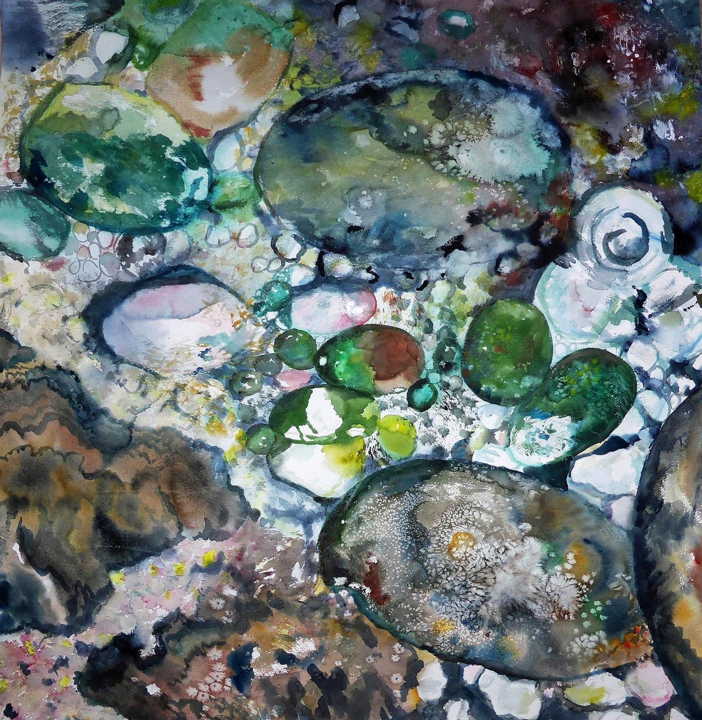 Ann Dunbar - Afloat and sunken