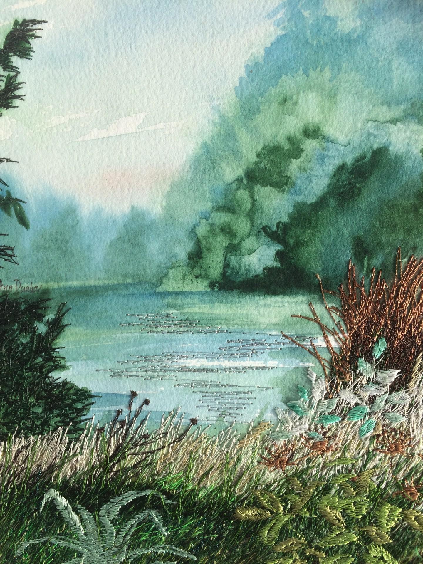 Ann Dunbar - A tranquil Place