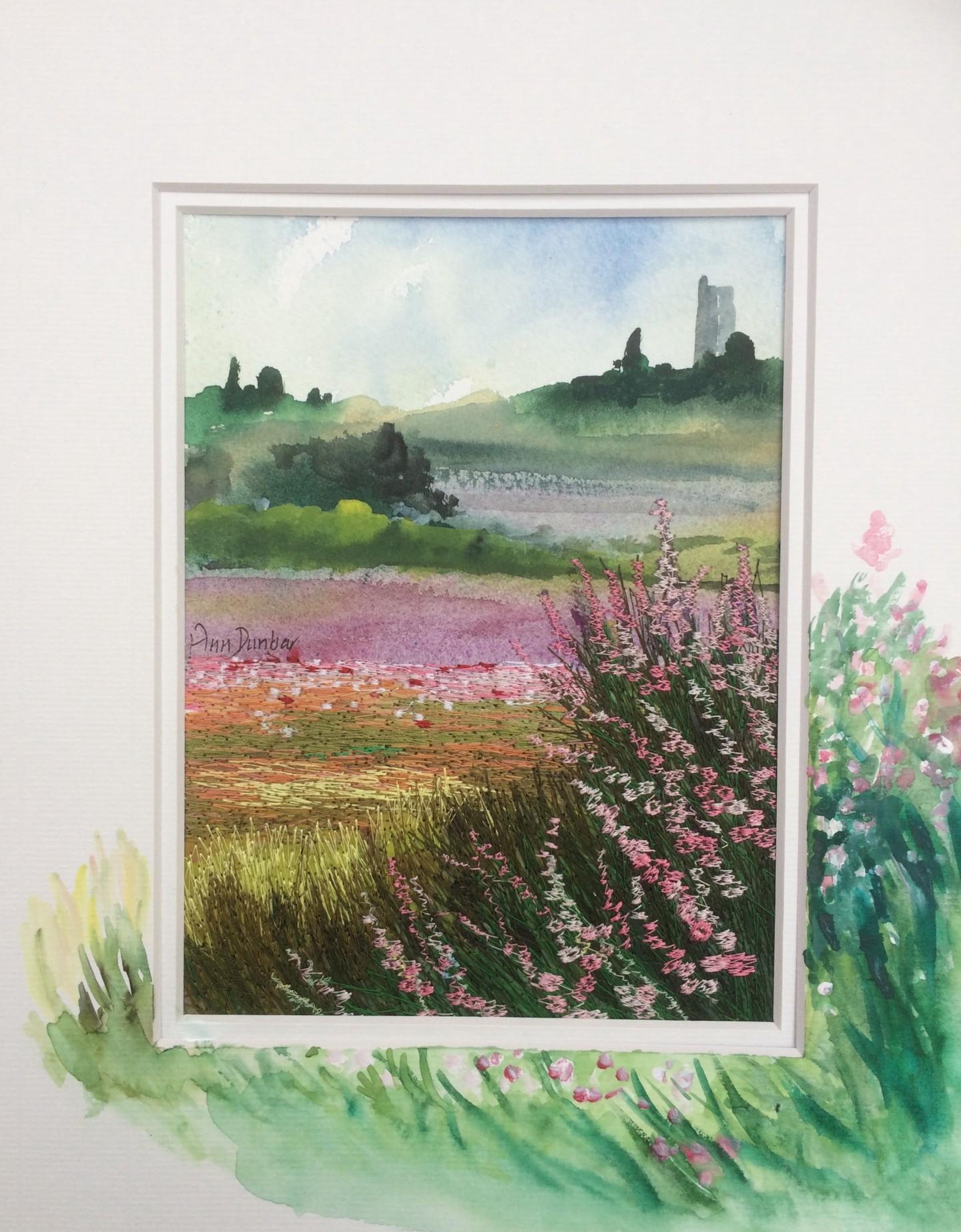 Ann Dunbar - Summer Provence Contrasts