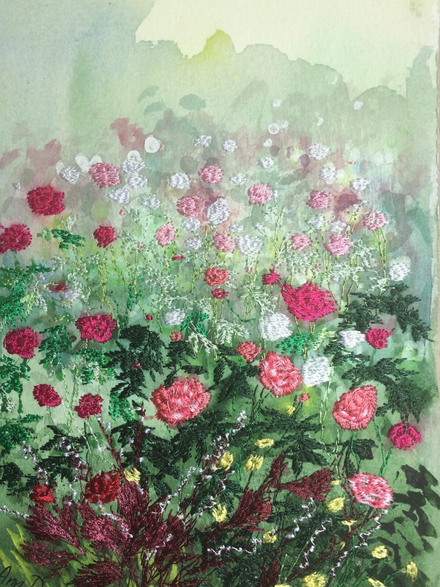 Ann Dunbar - Rose meli-melo