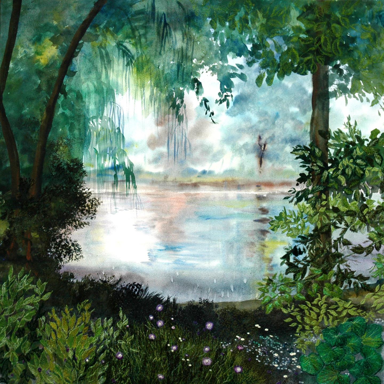 Ann Dunbar - Summer Contemplations