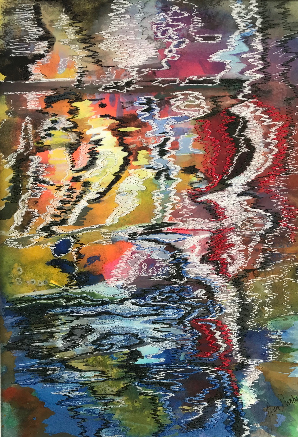 Ann Dunbar - Reflection 2