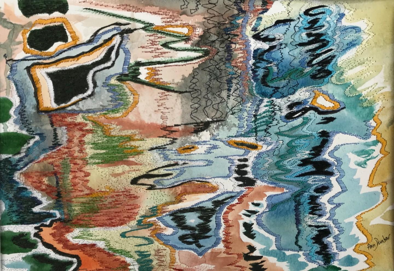 Ann Dunbar - Reflection 7