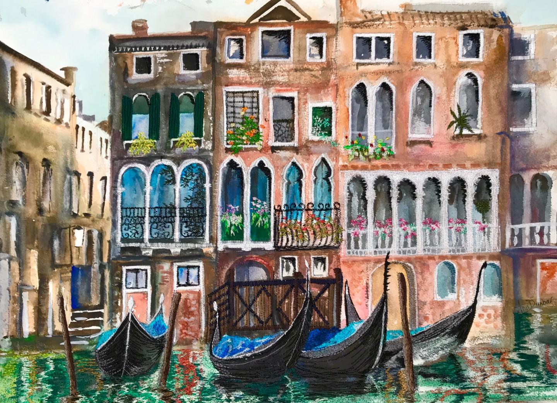 Ann Dunbar - Venice Vibes