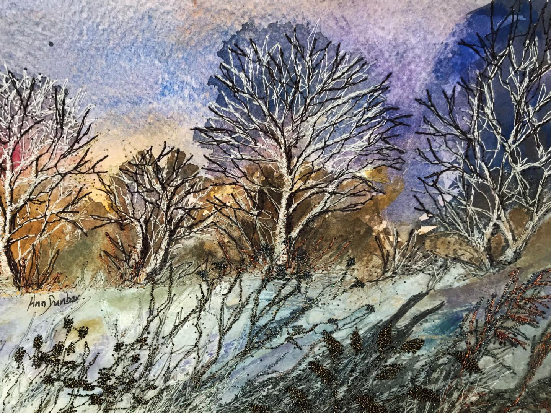 Ann Dunbar - Hazy shades of Winter