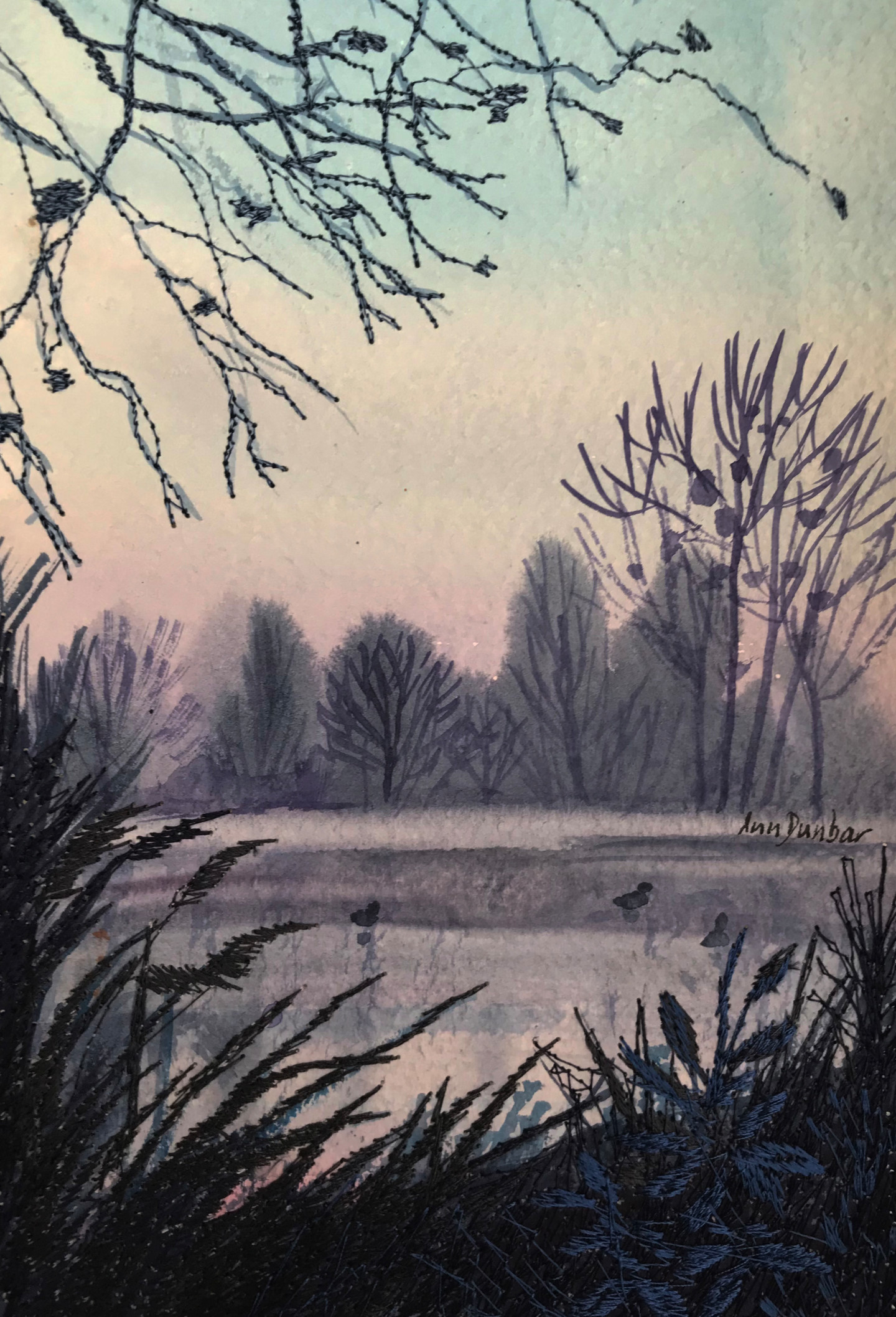 Ann Dunbar - Stillness is the Altar of the Spirit