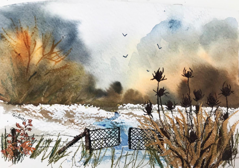 Ann Dunbar - Winter Peace