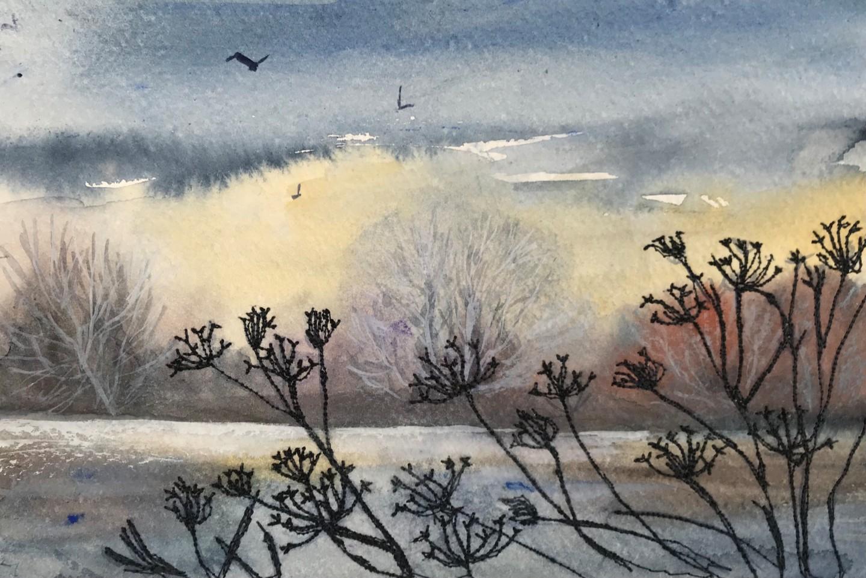 Ann Dunbar - Bare-bones of Winter