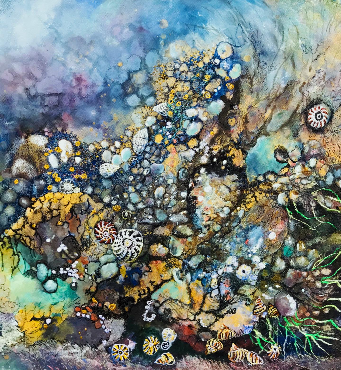 Ann Dunbar - Submergence